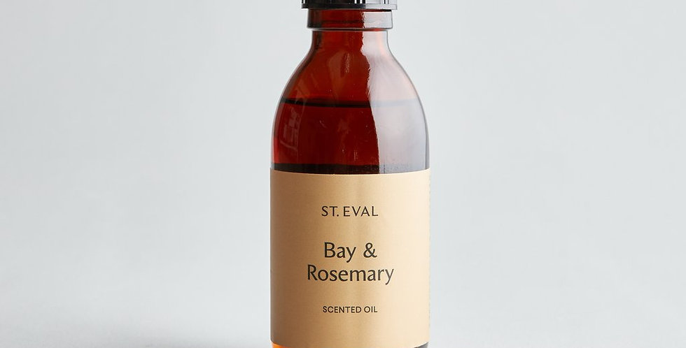 Bay & Rosemary Diffuser Oil