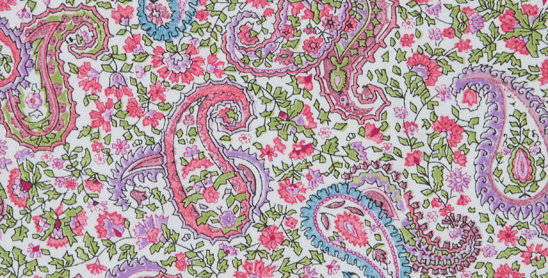 Liberty Print Charles Pocket Square