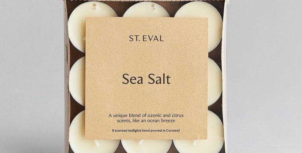 Sea Salt T-Lights