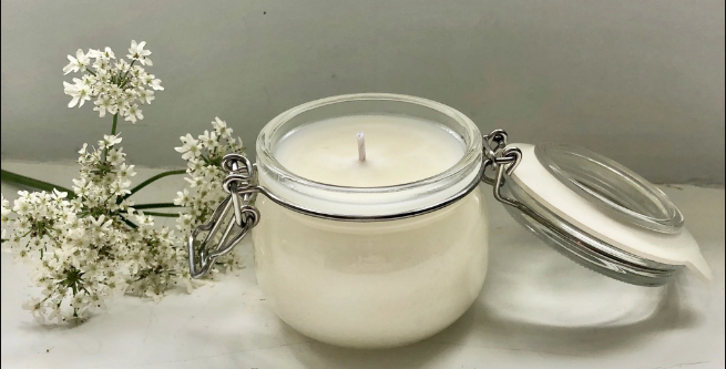 Rosemary & Bay Kilner Jar Candle