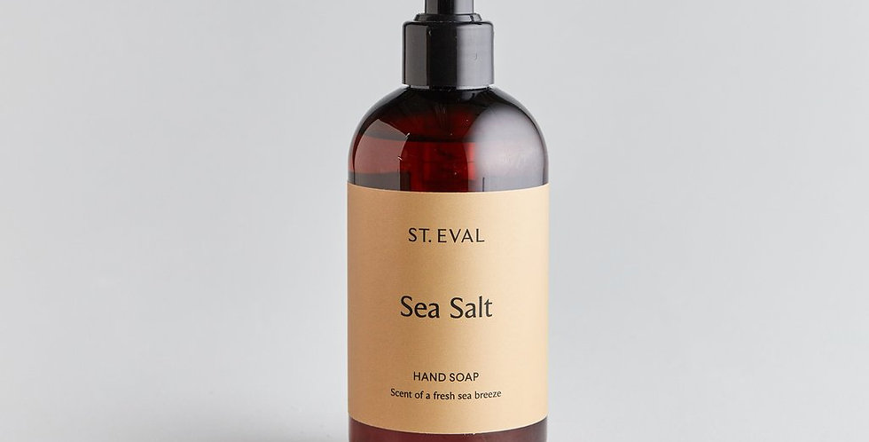 Sea Salt Hand Soap
