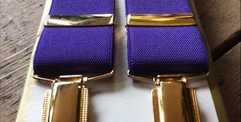Purple Braces