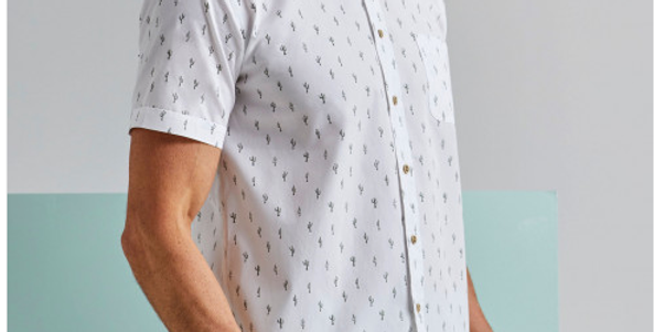 Cactus Short Sleeve Shirt