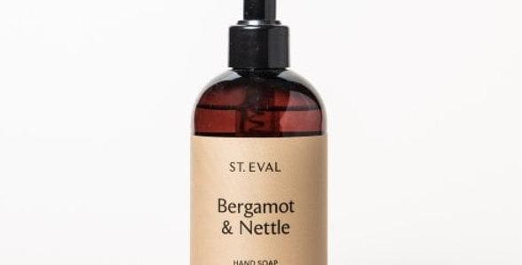Bergamot & Nettle Hand Soap