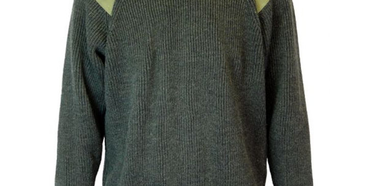 Moss Green Rambler Jumper