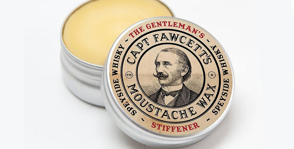 Whisky Moustache Wax