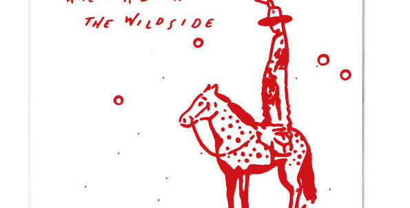 Wild Side Large Card