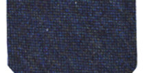 Blue Flecked Wool Mix Tie