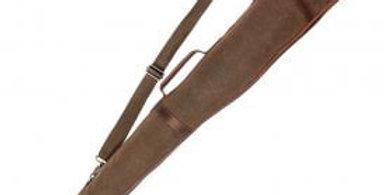 Brown Waxed Canvas Gun slip