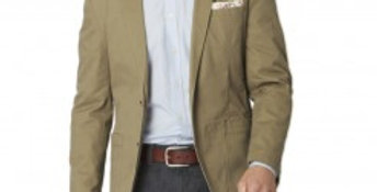 Brown 'Workwear' Jacket