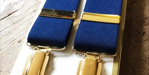 Navy Braces