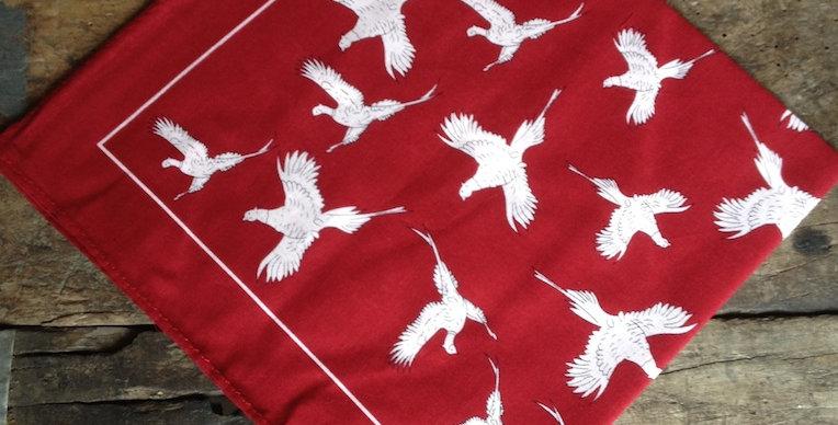 Dark Red Pheasant Hank