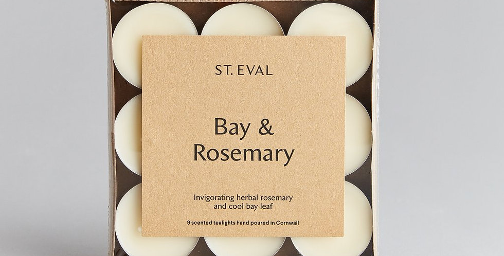Bay & Rosemary T-Lights