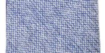 Pale Blue Flecked Wool Mix Tie