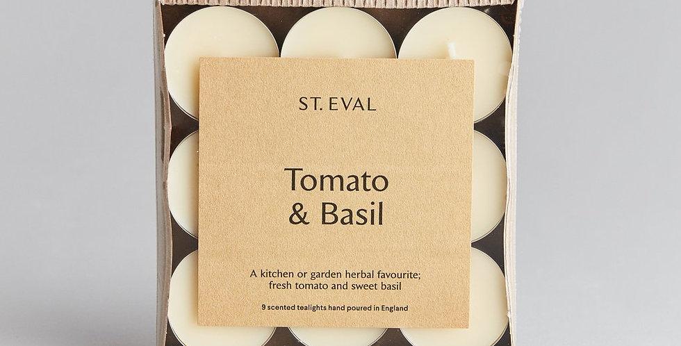 Tomato & Basil T-Lights