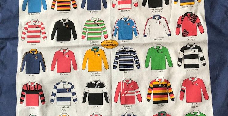 Rugby Hankie