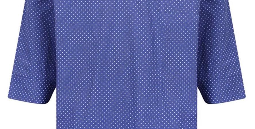 Blue Spot Nightshirt
