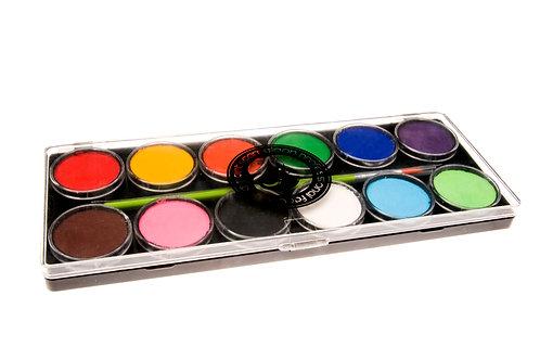 Customized 12 Color Palette