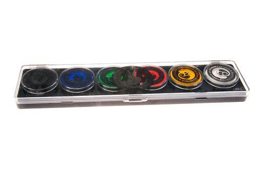 Custom 6 Color Palette