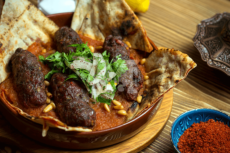 Aleppo's Kebab