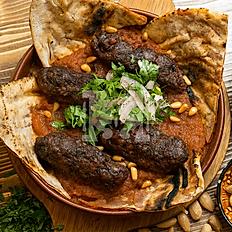 Kabab aus Aleppo