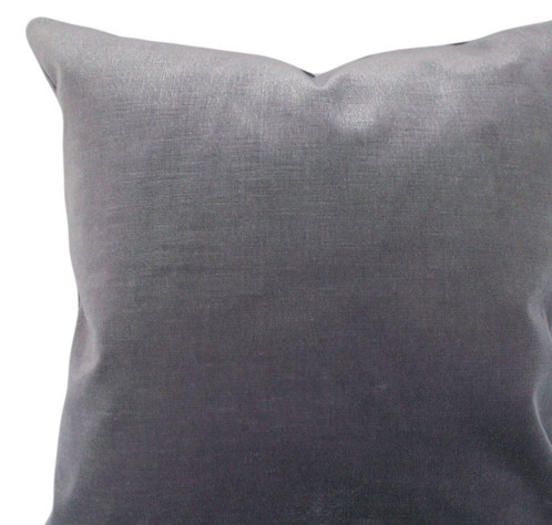 with case classic products dark grey grande cover covers chenille luxury pillow depot velvet maison gray cushion essie embroidery home