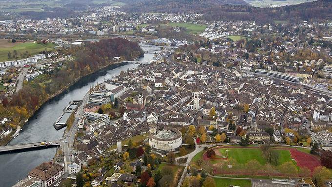 Gewerbeliegenschaft im Industriegebiet Schaffhausen