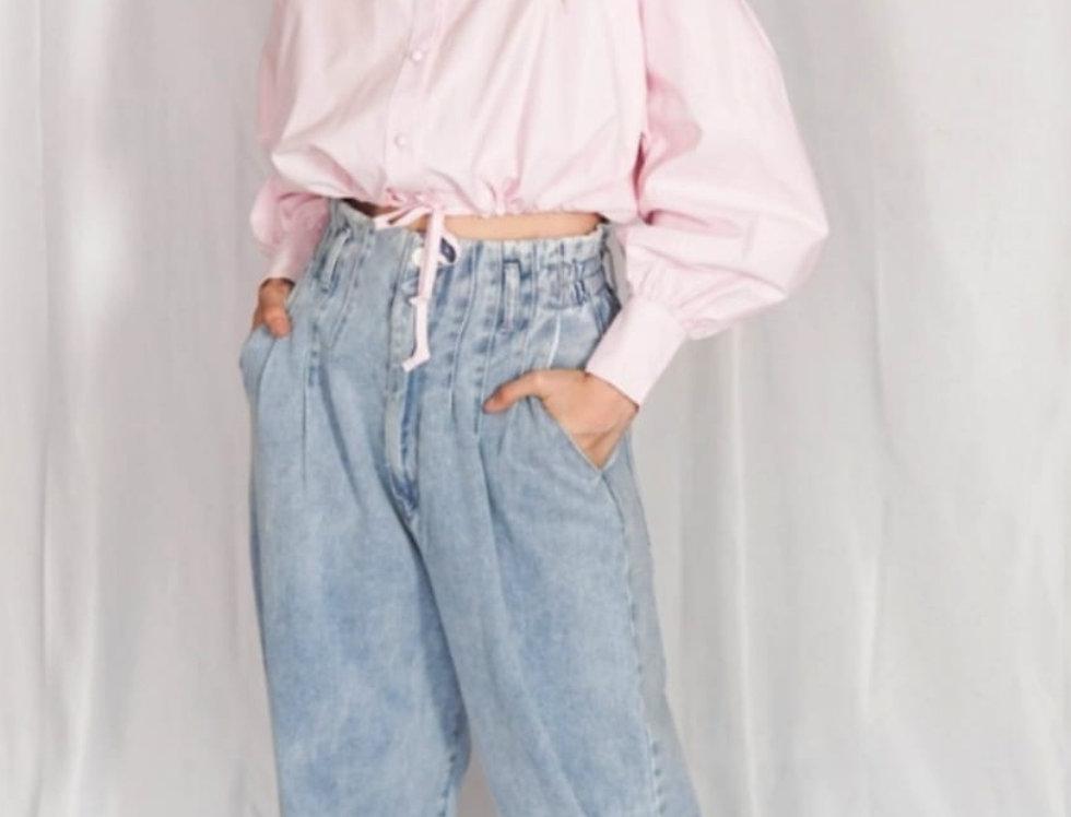 Pantalon Denim Light