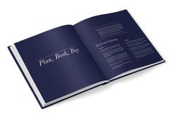 Plan, Book, Buy