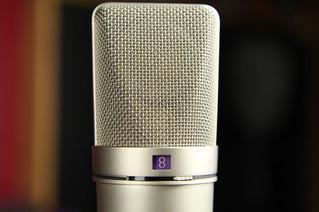 Was denkst du, wenn du ein Mikrophon siehst ?