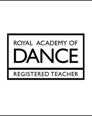 profesores registrados por la Royal Academy of Dance of London