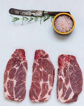 Rå Kød med Rosemary