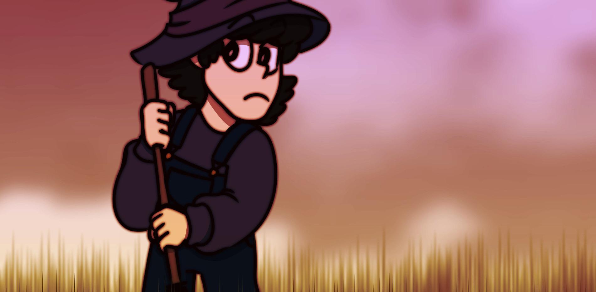 A Dead Field's Harvest