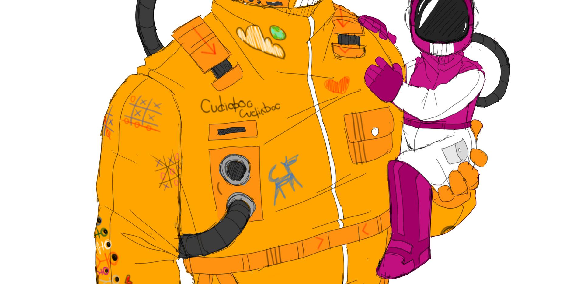 Space Dad