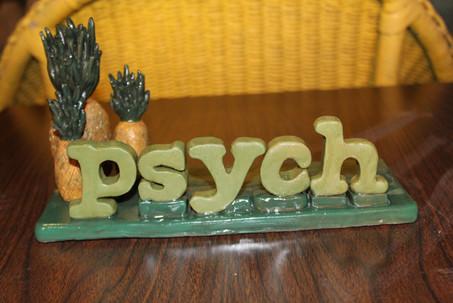 TV Show Psych Logo
