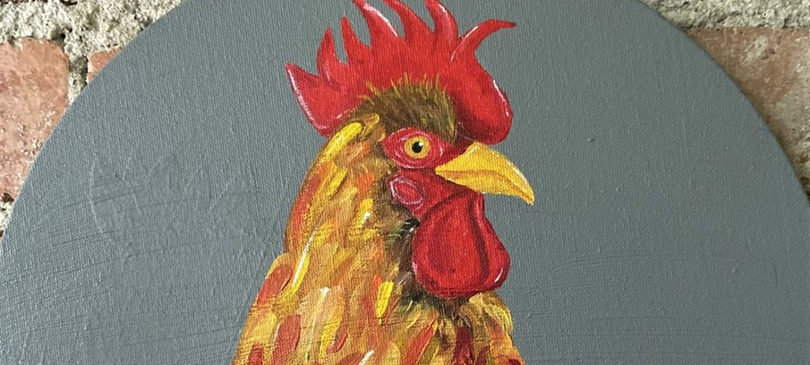 Oblong Chicken