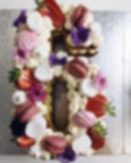 Bitesize Bakehouse bespoke cake 5