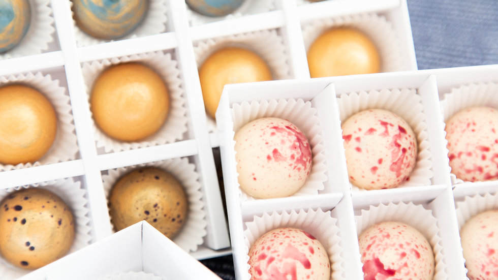 Chocolate Bon Bons (Box of 9)