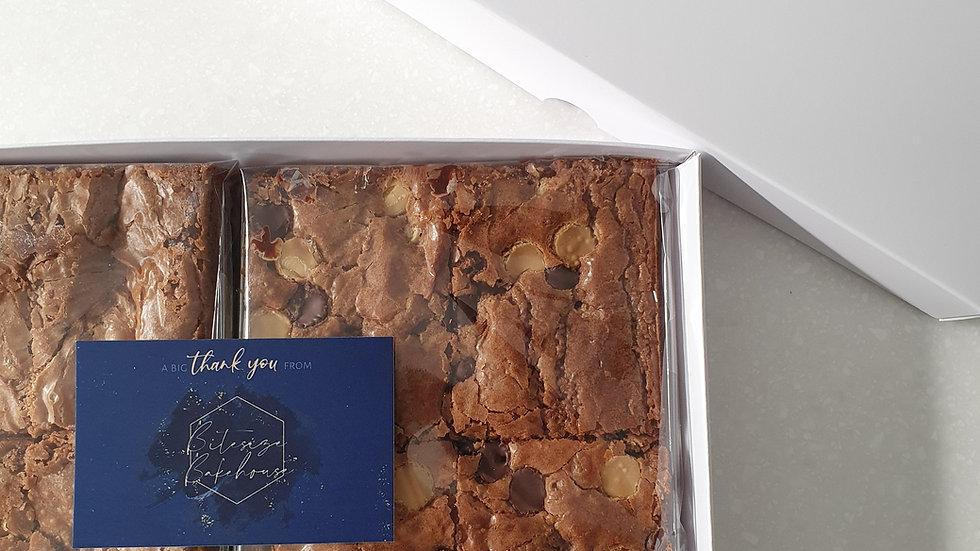Indulgence Brownie Box (8 slices)