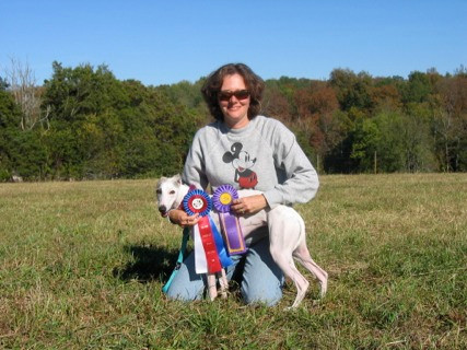 Phoebe is Best In Field at the ASFA Trial in Columbia, Kentucky