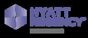 Logo Hyatt в RGB на прозрачном фоне_для