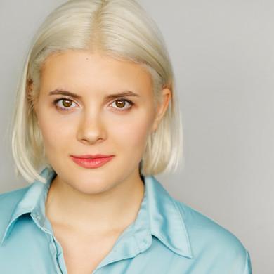 Headshot  by Leah Huebner