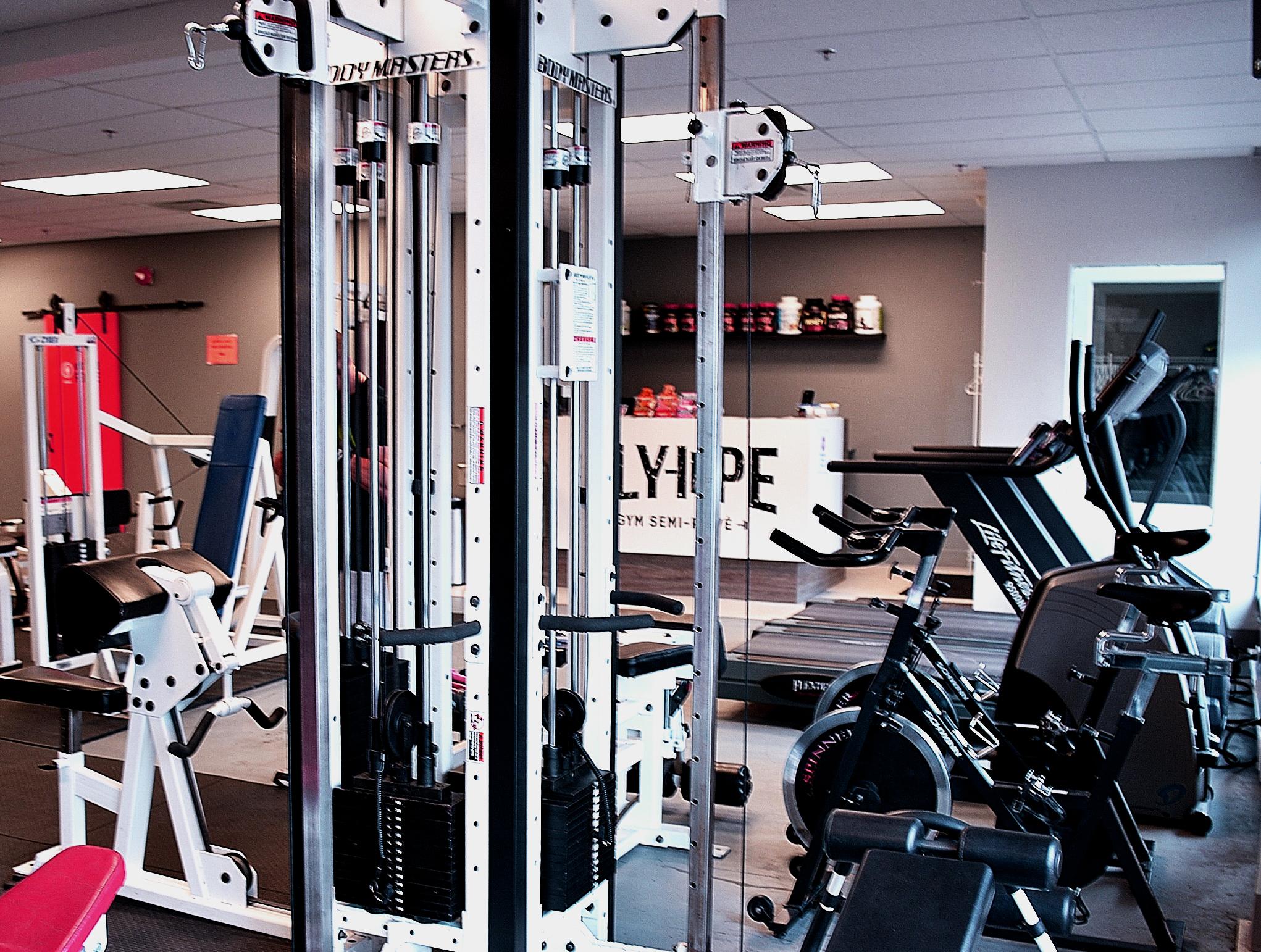Gym pour Claude 012