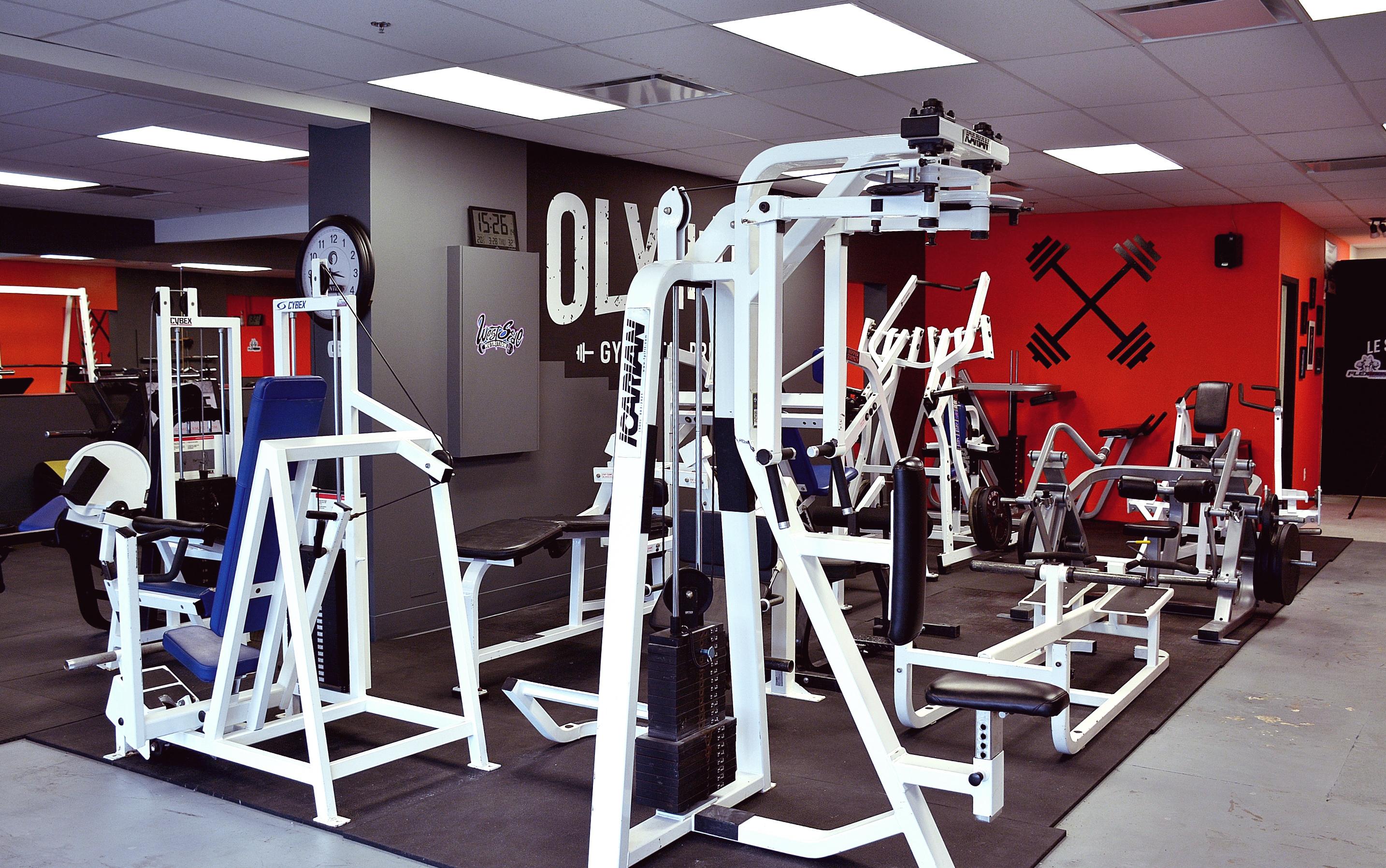 Gym pour Claude 001