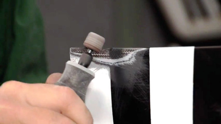 Composite Blade Repair