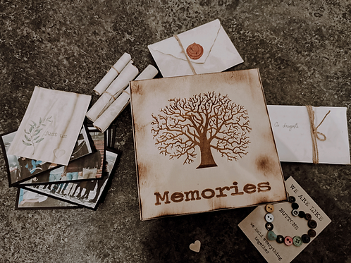 Cutie cu Amintiri