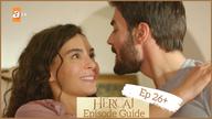 Hercai ~ Episode Guide 26+