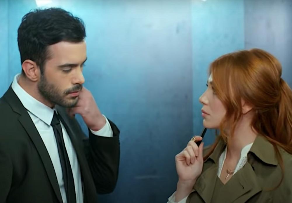 Turkish drama romance Omer and Defne Kiralik Ask