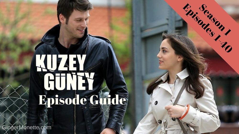 Kuzey Guney English subtitles episode guide