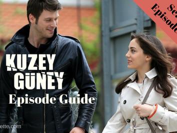 Kuzey Guney Episode Guide ~ Season 1